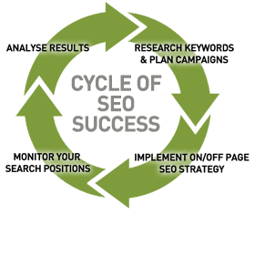 Cycle Of SEO