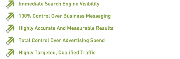 PPC marketing benefits